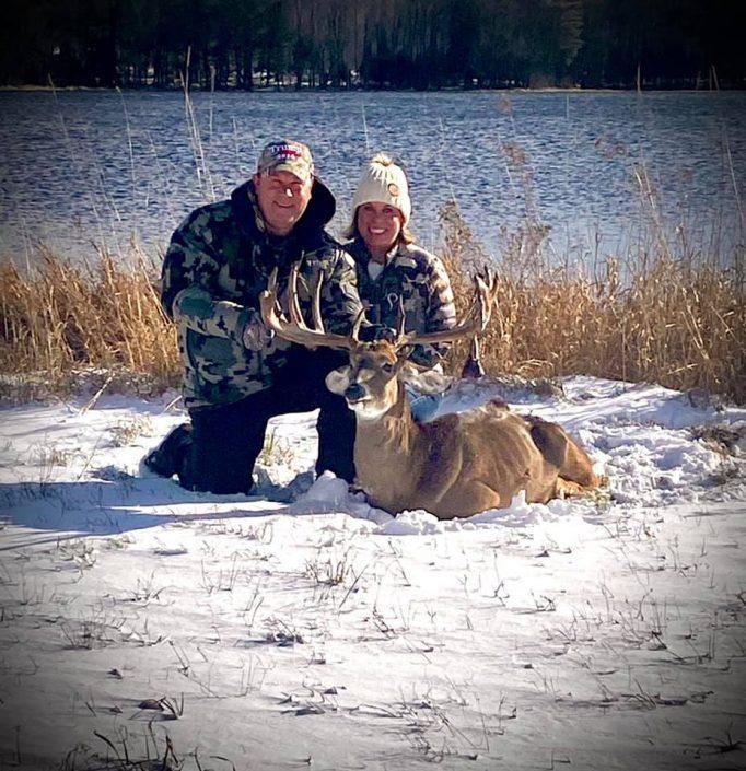 Brett's Buck