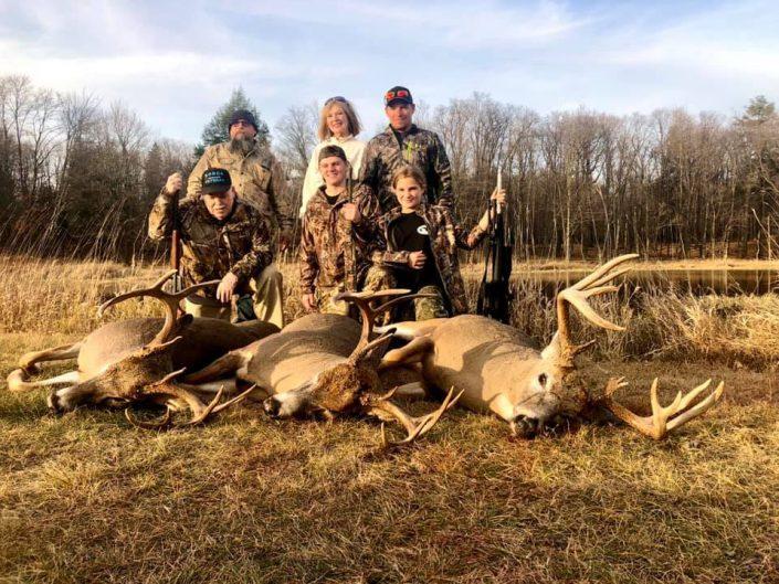 Benson Family Hunt