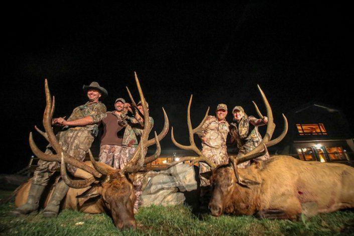 Corporate Hunting Retreat