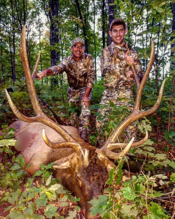 Blake Elk Hunting
