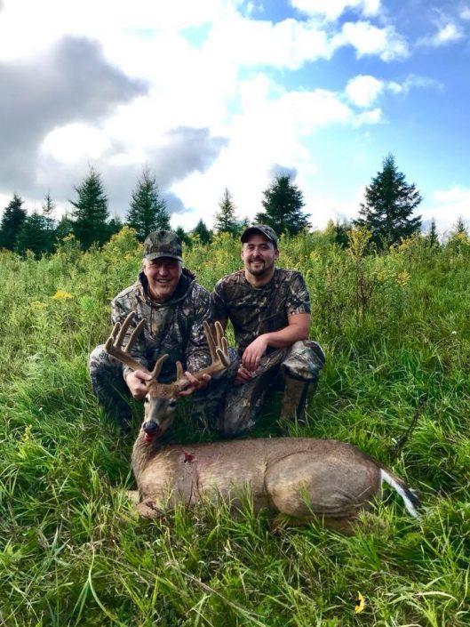Bob Whitetail Deer