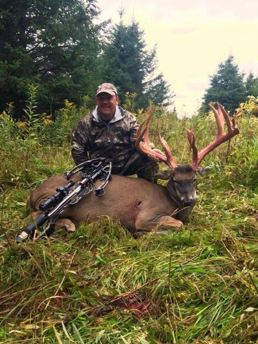 Brett Deer Hunting