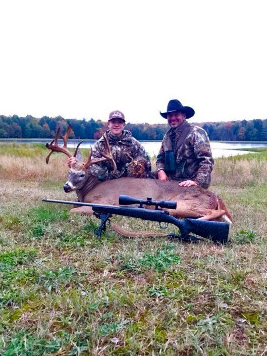 Dylan Whitetail Deer