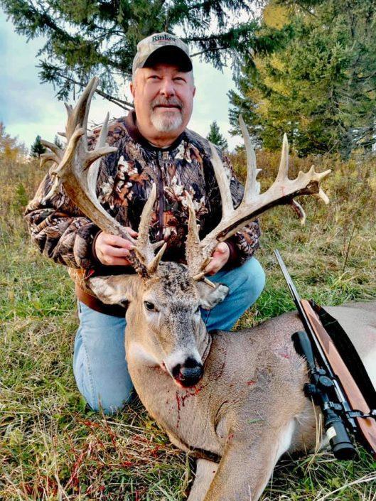 Glen with Buck