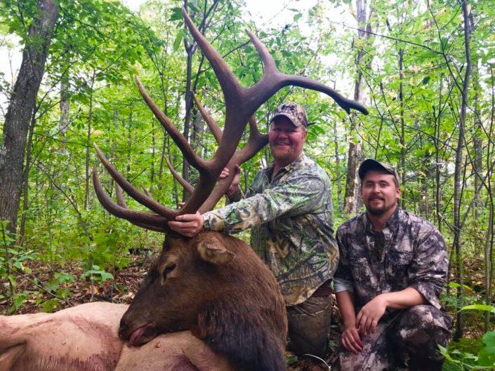 James Jake Elk Hunting