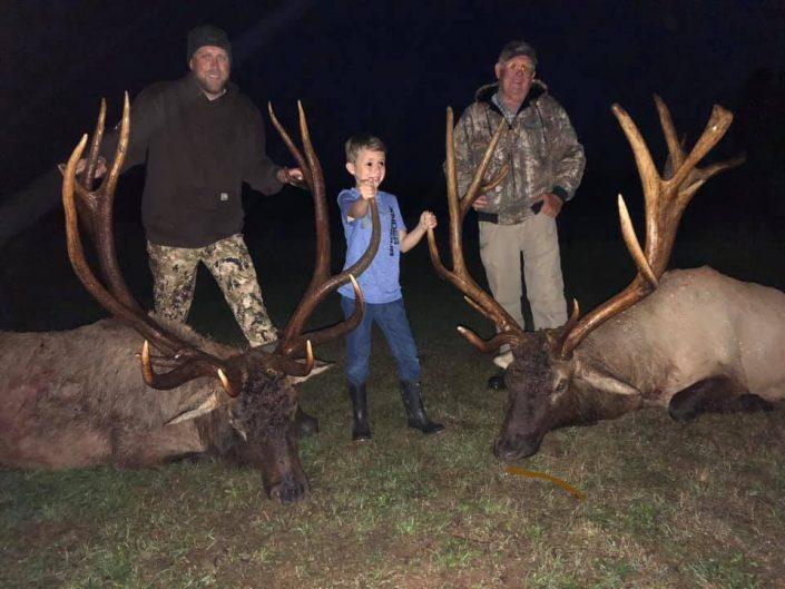 Kendall, Ken, Tanner-Elk