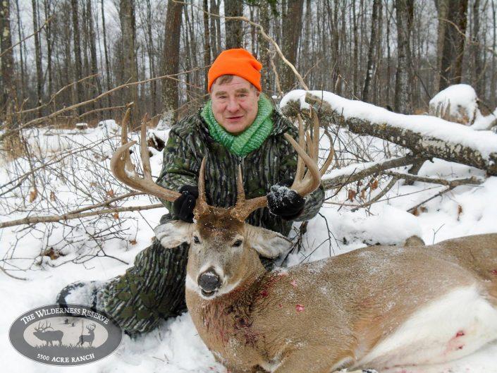 Kenny Whitetail Deer