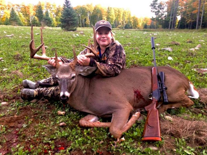 Trophy Buck Hunt
