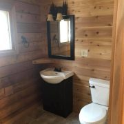Moose Cabin Bathroom