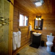 Moose Cabin Bathroom 2