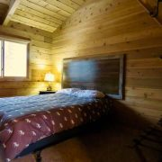 Moose Cabin Bedroom