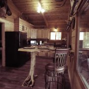 Moose Cabin Kitchen