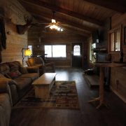 Moose Cabin Living Room 2