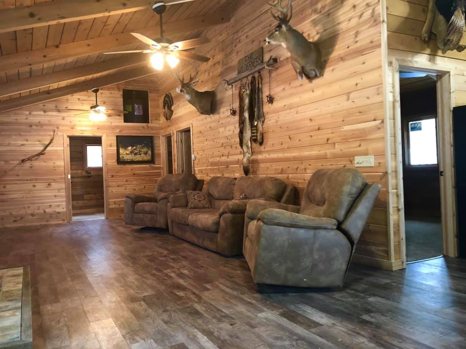 Moose Cabin |Cabin Rentals | The Wilderness Reserve
