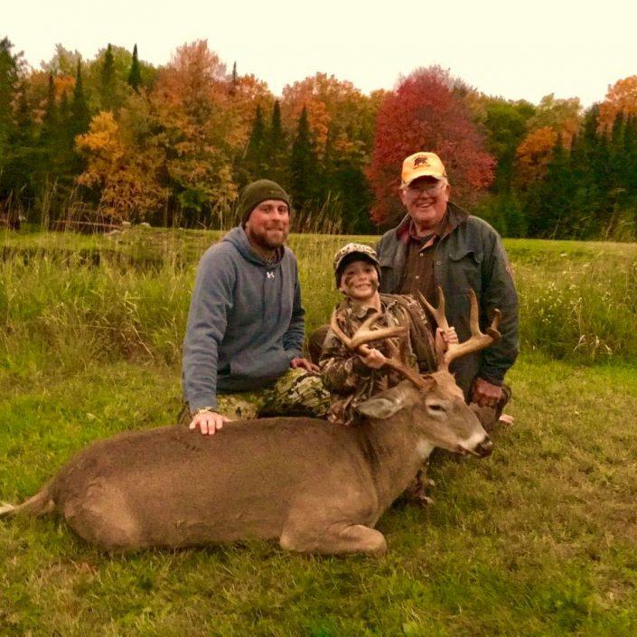 Tanner Deer
