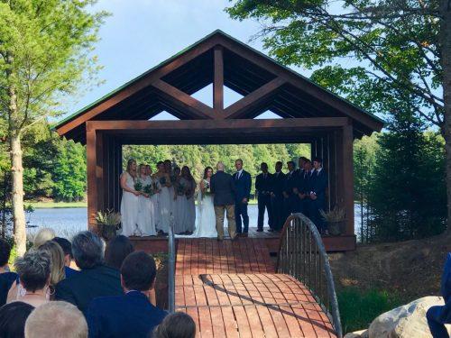Vacation Rentals in Phelps Wedding