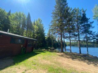 exterior 2 wolf cabin