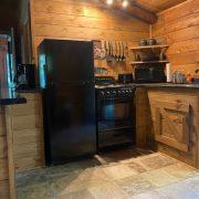 kitchen 2 wolf cabin