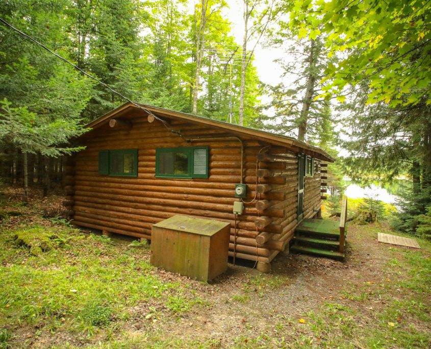 Rustic Cabin Rentals Michigan The Wilderness Reserve