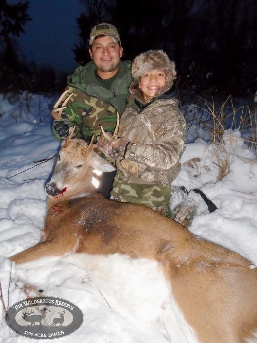 Dan Acosta Youth Whitetail Hunt