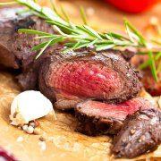 Elk Sirloin Steak Recipe