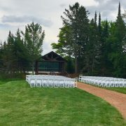 Wilderness Weddings Logdge