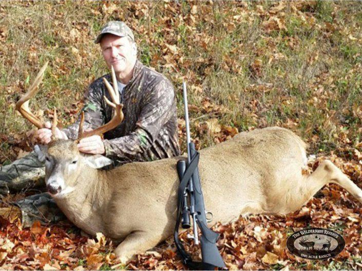 Guided Deer Hunt Northern Wisconsin