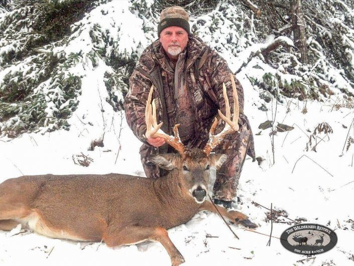 Midwest Guided Big Game Hunt | Whitetail Deer