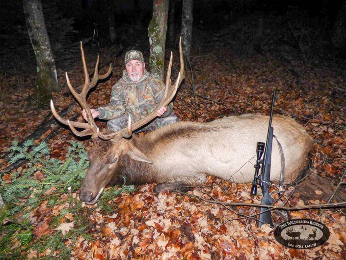Midwest Guided Elk Hunt