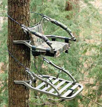 Practice Safety with Elevated Hunting