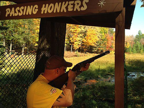 Shooting Course Designed by Professional Shooter