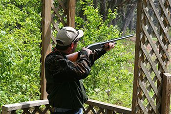 Sporting Clay Course Northern Wisconsin