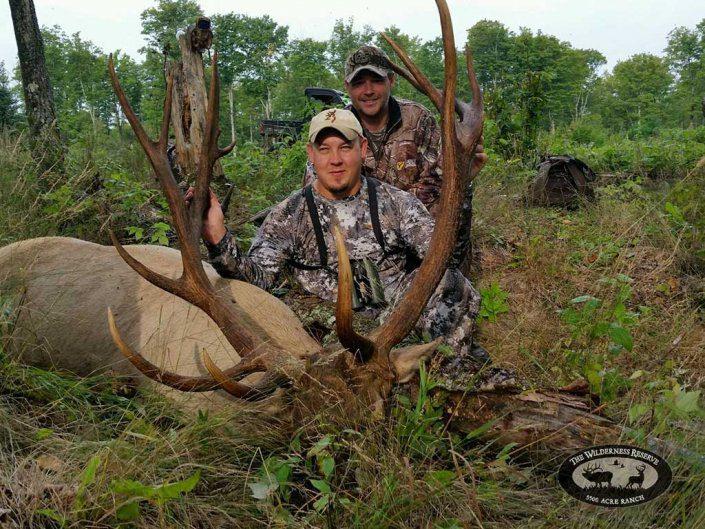 Successful Guided Trophy Elk Hunt