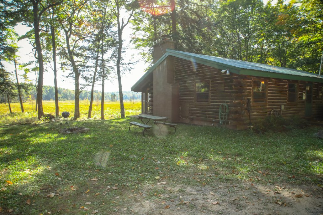 Cabins for Rent Northern WI | The Wilderness Reserve