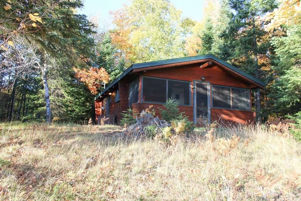 Secluded Cabins in Michigan | The Wilderness Reserve